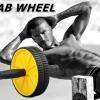ล้อหมุนออกกำลังกาย AB Wheel total Body Exercise < พร้อมส่ง >