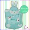ที่นอนเด็กแรกเกิด น้องกระต่าย ขายส่ง 12 ชุด คละสี