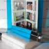 อัลบั้มใส่รูปโพลารอยด์ ใส่รูปได้ 240 ใบคะ สีฟ้า, สีชมพู