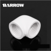 Barrow ข้องอ 90 Female - Female ขาว