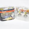 Osram H7 12V 55W หลอดไฟ Halogen อัพเกรด Osram ให้แสงสีส้มเหลือง Standard H4 12V 60/55W ราคา 890.- H7 12V 55W ราคา 990