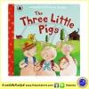 Ladybird Picture Books : The Three Little Pigs หนังสือนิทานภาพ เลดี้เบิร์ด ลูกหมูสามตัว