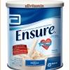 Ensure Vanilla Flavored 850 g อาหารผง เอนชัวร์ กลิ่นวานิลลา 850 กรัม