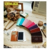 Laybolck : Flip Easy Classic Premium Leather Cover Case For Galaxy Note 3, III, N9000, N9005