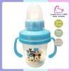 ถ้วยหัดดื่ม 2 step มิกกี้ สีฟ้า natur (ปลอดสาร BPA)