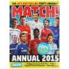 Annual 2015 MATCH - the UK's best selling fotty annual หนังสือกิจกรรมปกแข็ง ฟุตบอล