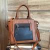 กระเป๋า Massimo Dutti PU Cross Body Bag สีน้ำตาล ราคา 1,390 บาท Free Ems