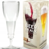 แก้วเบียร์หัวคว่ำแบบมีฐาน Beer Deaux <พร้อมส่ง>