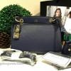 กระเป๋า LYN IVANKA XS BAG 2016 Navy Blue ราคา 1,490 บาท Free Ems