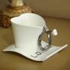 แก้วเซรามิค Love cup < พร้อมส่ง >
