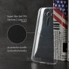 เคส Zenfone 2 Laser (5.5 นิ้ว) | เคสนิ่ม Super Slim TPU บางพิเศษ พร้อมจุด Pixel ขนาดเล็กด้านในเคสป้องกันเคสติดกับตัวเครื่อง (ใส)
