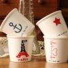 แก้วกาแฟเซรามิค ชุด 4ใบ
