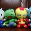 ตุ๊กตา Hero Marvel The Adventure ลิขสิทธิ์แท้