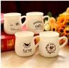 ชุดแก้วเซรามิค ฺBreakfast cup Milk