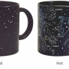 แก้วเปลี่ยนภาพตามอุณหภูมิ ลายกลุ่มดาว constellation mug