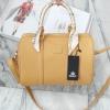 กระเป๋า KEEP sheep leather Pillow bag pastel brown สวย น่ารัก ขนาดตอบทุกโจทย์การใช้งาน เห็นแล้ว #หลงรักเลยคะ