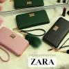 กระเป๋าสตางค์ ZARA Long Wallet ราคา 1,090 บาท Free Ems