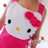 ผ้ากันเปื้อนคิตตี้ Hello Kitty <พร้อมส่ง>