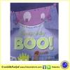 Claire Freedman : Scaredy BOO ! นิทานปกอ่อนเล่มโต สัตว์ประหลาดสแกรี่บู