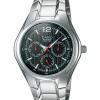นาฬิกาข้อมือ CASIO EDIFICE MULTI-HAND รุ่น EF-309D-1AVDF