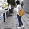 กระเป๋าเป้ ANELLO 2 WAY PU LEATHER BOSTON BAG (Regular)-----Camel Beige Color