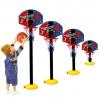 แป้นบาสเกตบอลเด็ก ครบชุด Super Sport Set - Basketball สำหรับเด็ก 0-5 ปี