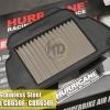HURRICANE Air Filter Stainless Steel CBR650,CB650