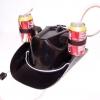 หมวกคาวบอยดื่มเครื่องดื่มสำหรับคนขี้เกียจ < พร้อมส่ง >
