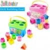 บล็อคหยอด Jollybaby - Baby's First Blocks