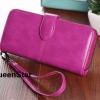 กระเป๋าสตางค์ใบยาว KQueenstar Lady สีชมพู