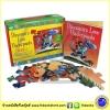Ben Cort & Clair Freedman : Dinosaurs Love Underpants Box Set - Book And Jigsaw : เซตนิทานชื่อดังและจิกซอว์ 36 ชิ้น