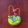 เกมส์ขดลวดลูกปัด ขนาดเล็ก ฝึกสมาธิและกล้ามเนื้อมัดเล็ก Classic World