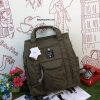 กระเป๋า Anello polyester canvas Tote style rucksack เบอร์ 1