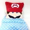 หมอนผ้าห่ม Mario ขนาด 3 ฟุต