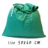 ถุงผ้ากันน้ำ Jumbo Size XXL (50*60 cm) i8 -Green