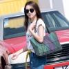 กระเป๋าสะพาย แฟชั่น สไตล์ Baobao crystal shopping bag ส่งฟรี