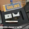 OHLINS HONDA MSX & Zoomer X Tool Kit
