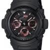 นาฬิกาข้อมือ CASIO G-SHOCK STANDARD ANALOG-DIGITAL รุ่น AW-591ML-1A