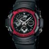 นาฬิกาข้อมือ CASIO G-SHOCK STANDARD ANALOG-DIGITAL รุ่น AW-591-4A