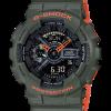 นาฬิกาข้อมือ CASIO G-SHOCK SPECIAL COLOR MODELS รุ่น GA-110LN-3A