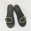 รองเท้าแตะ หัวเข็มขัดปรับได้ ไซส์ปกติ 38-40 รุ่น KR0581