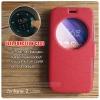 เคส Zenfone 2 Laser (5 นิ้ว) เคสฝาพับ แบบพิเศษ FULL FUNCTION ช่องกว้างพิเศษ รองรับการทำงานได้สมบูรณ์แบบ สีแดง