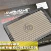 HURRICANE Air Filter Stainless Steel Kawasak Ninja 250,300,Z250,300
