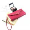 กระเป๋าสตางค์ใส่โทรศัพท์ ใบยาว PrimPrai Smart Wallet