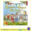 George and Flora's Big Paty หนังสือโปรเจค เกี่ยวกับ การทำอาหาร ปาร์ตี้ Fun Cooking