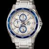 นาฬิกาข้อมือ CASIO EDIFICE MULTI-HAND รุ่น EF-334D-7AV