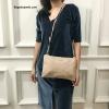 กระเป๋า Mango quilted crossbodybag สีเบจ ราคา 990 บาท Free Ems