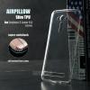 เคส Zenfone 2 Laser 5.5 (ZE550KL) เคสนิ่ม Slim TPU (Airpillow Case) เกรดพรีเมี่ยม เสริมขอบกันกระแทกรอบเคส+ครอบคลุมกล้องยิ่งขึ้น ใส