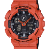 นาฬิกาข้อมือ CASIO G-SHOCK SPECIAL COLOR MODELS รุ่น GA-100L-4A