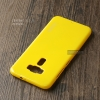 เคส Zenfone 3 (ZE552KL) 5.5 นิ้ว เคสนิ่มผิวเงา (MY COLORS) สีเหลือง